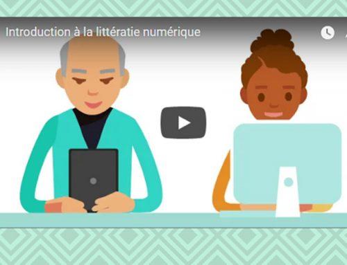 Des nouvelles ressources de littératie numérique pour les enseignants
