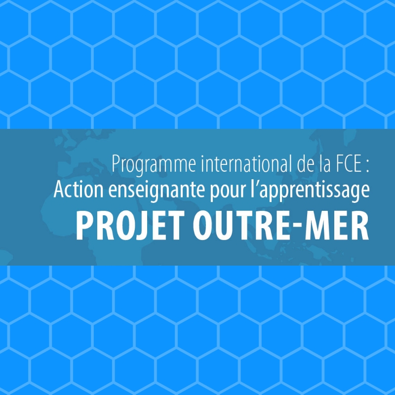 Projet outre-mer
