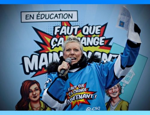#EnÉducationFautQueCaChangeMaintenant