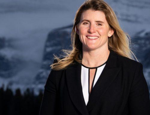Médaillée d'or olympique quatre fois Hayley Wickenheiser : Conférencière d'honneur au congrès annuel